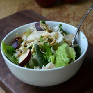 Apple Salad for fall