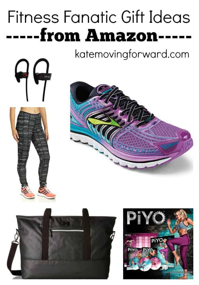 Fitness Fanatic Gift Ideas from AmazonFitness Fanatic Gift Ideas from Amazon