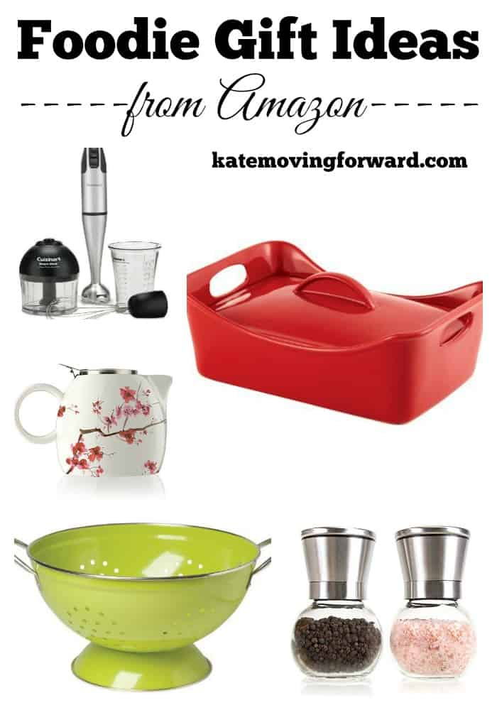Foodie Gift Ideas from Amazon