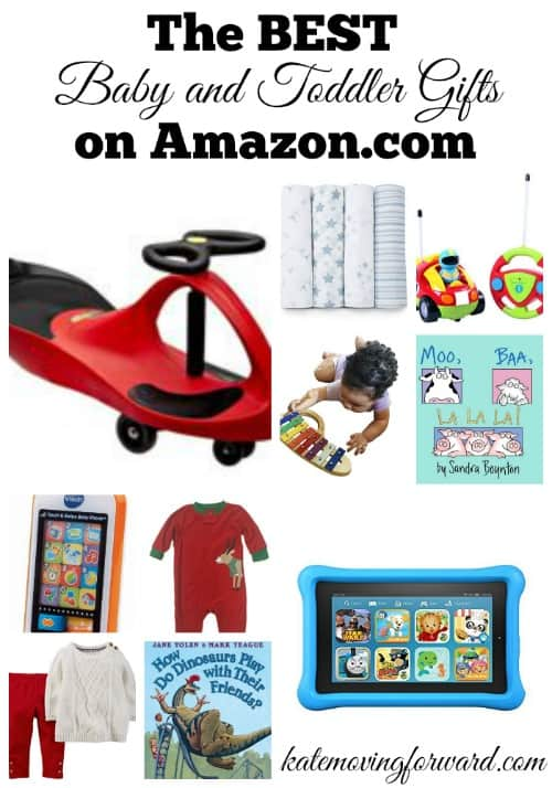 The Best Baby and Toddler Gifts on Amazon