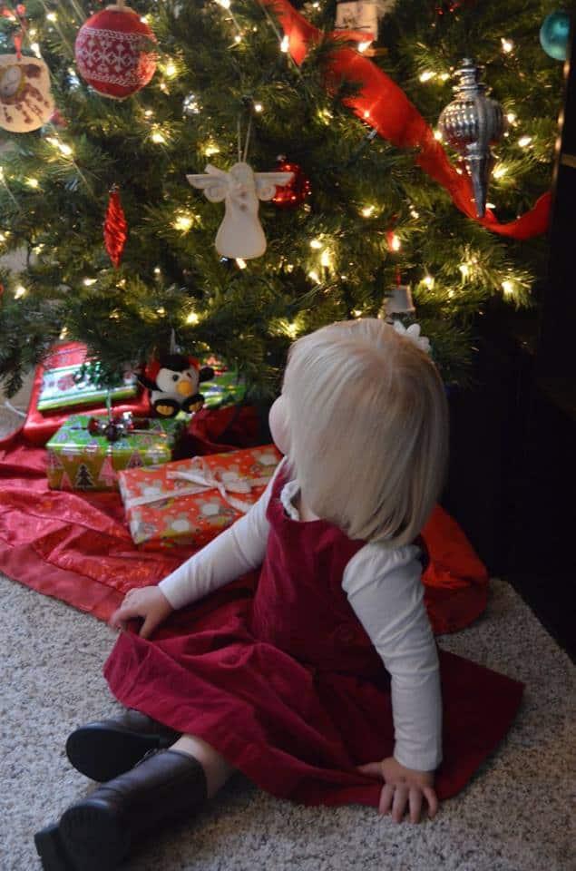 Christmas with Layla