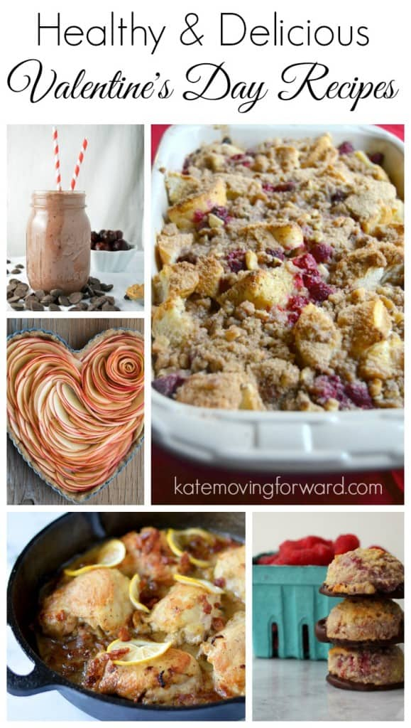 Healthy and Delicious Valentine's Day Recipes - Simple, yet impressive dishes to wow your sweetie on date night! Create a romantic dinner at home with these awesome healthy recipes!