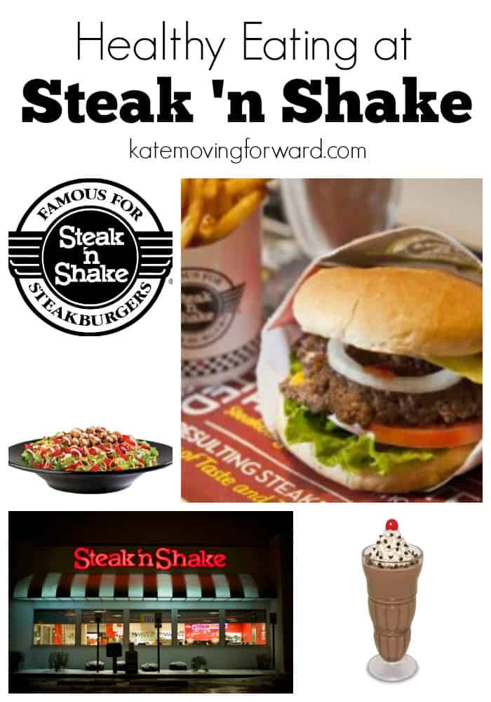 Healthy Eating at Steak n Shake
