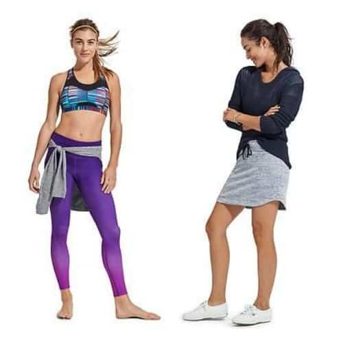 athleta clothes