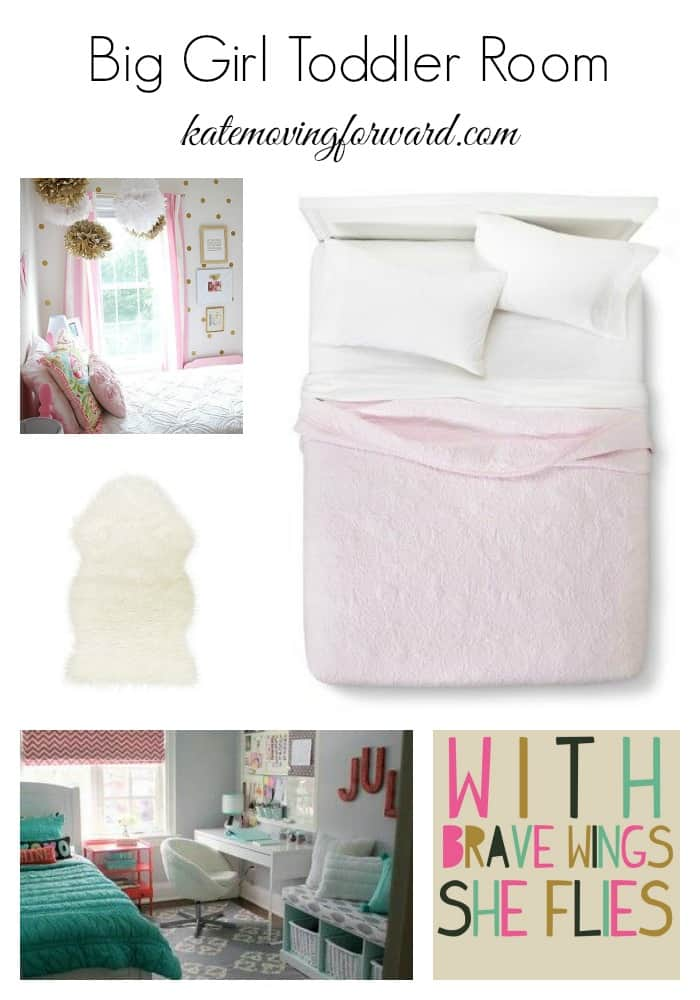 toddler room design board