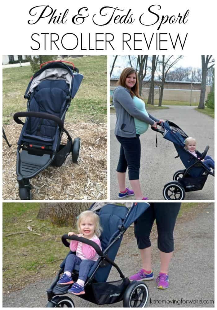 Phil & Teds Sport Stroller Review - A great all terrain stroller that can adapt to suit two kids!