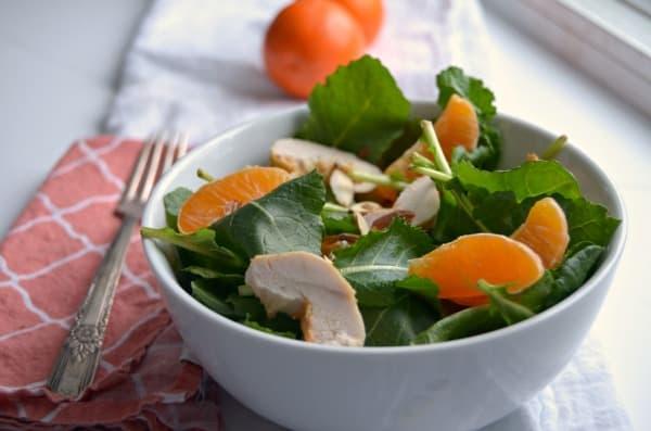 Delicious Mandarin Orange Salad