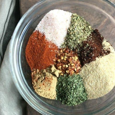 taco spice blend