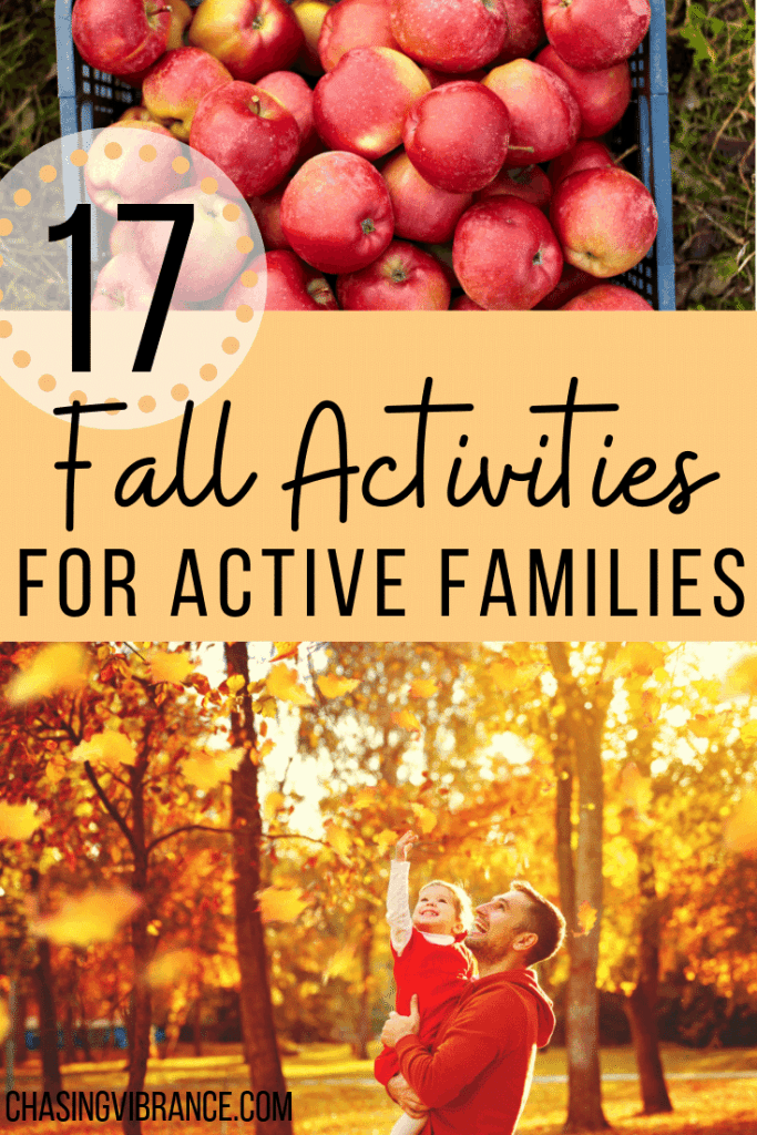 Fall Activities for active families