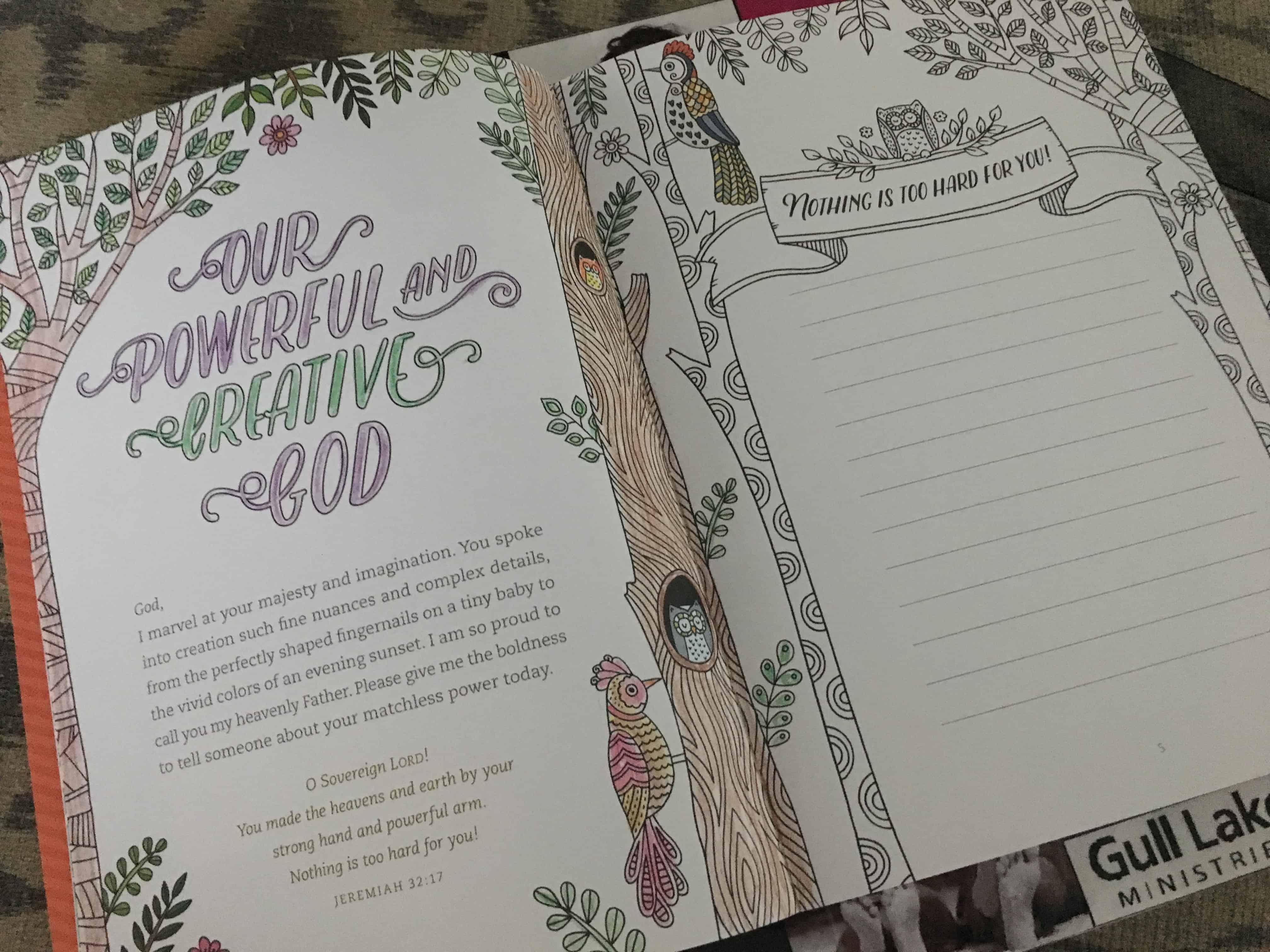 prayer and praise journal