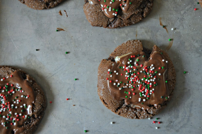 Andes Mint Cookies - so good!