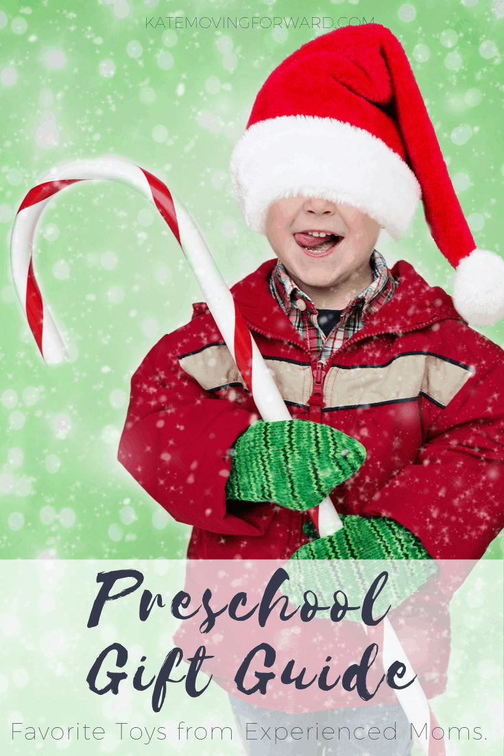 Preschool Gift Guide - Favorite toy Ideas from experienced moms!