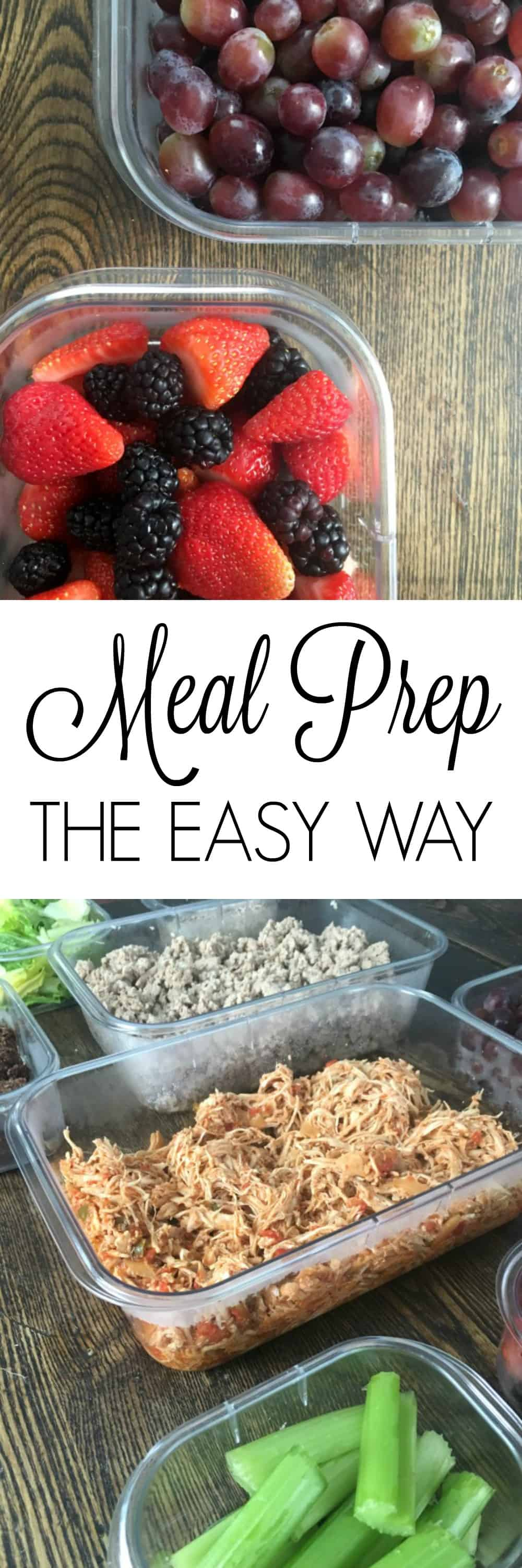 Meal prep - meal prep easy - meal prep help - meal prep how to -
