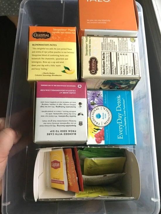 tea organization