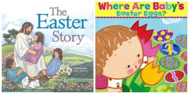 books for easter toddler