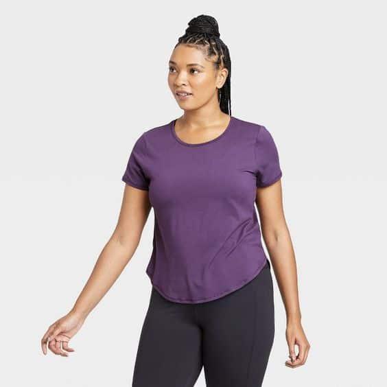 women's target athletic shirt