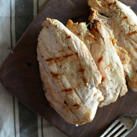 Grilled Chicken Marinade Easy Recipe