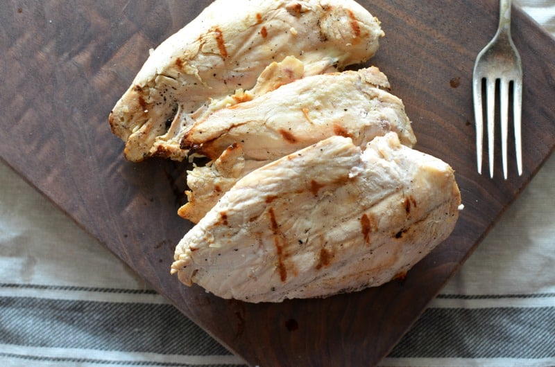 Grilled chicken marinade - easy summer recipe