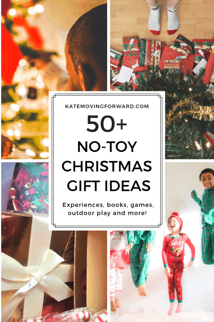 50+ No-Toy Christmas Gift Ideas