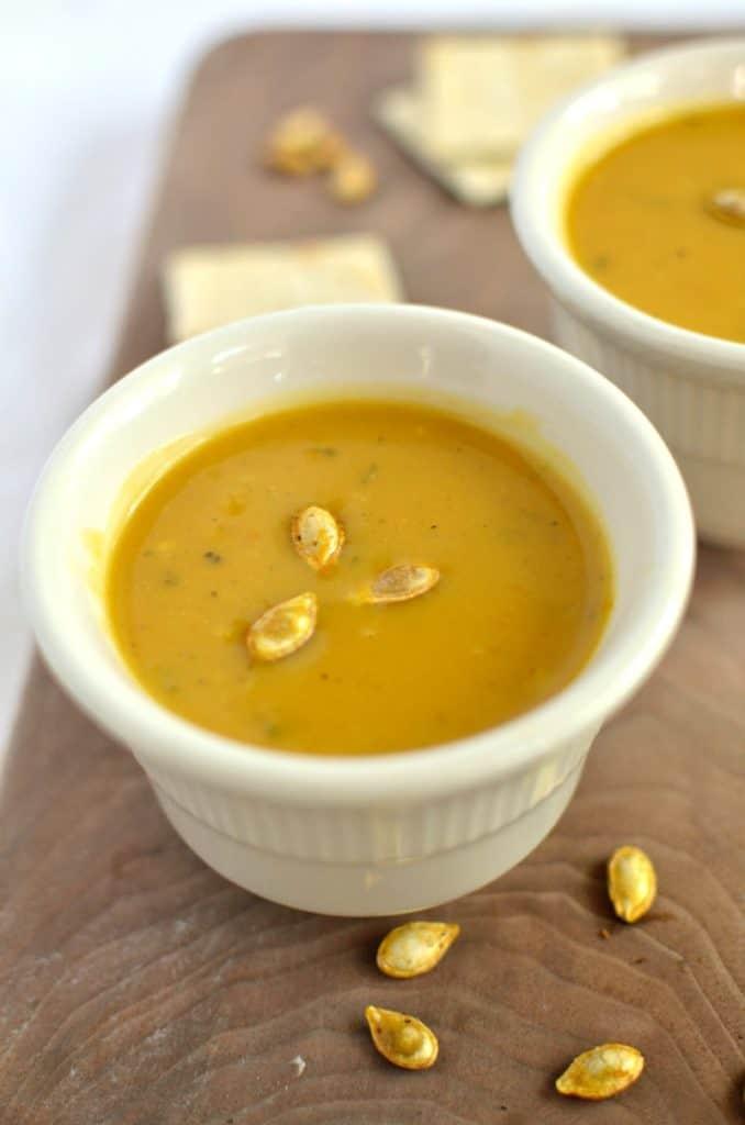 Dairy-Free Butternut Squash Soup Recipe