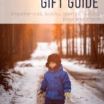 No-Toy Christmas Gift Guide