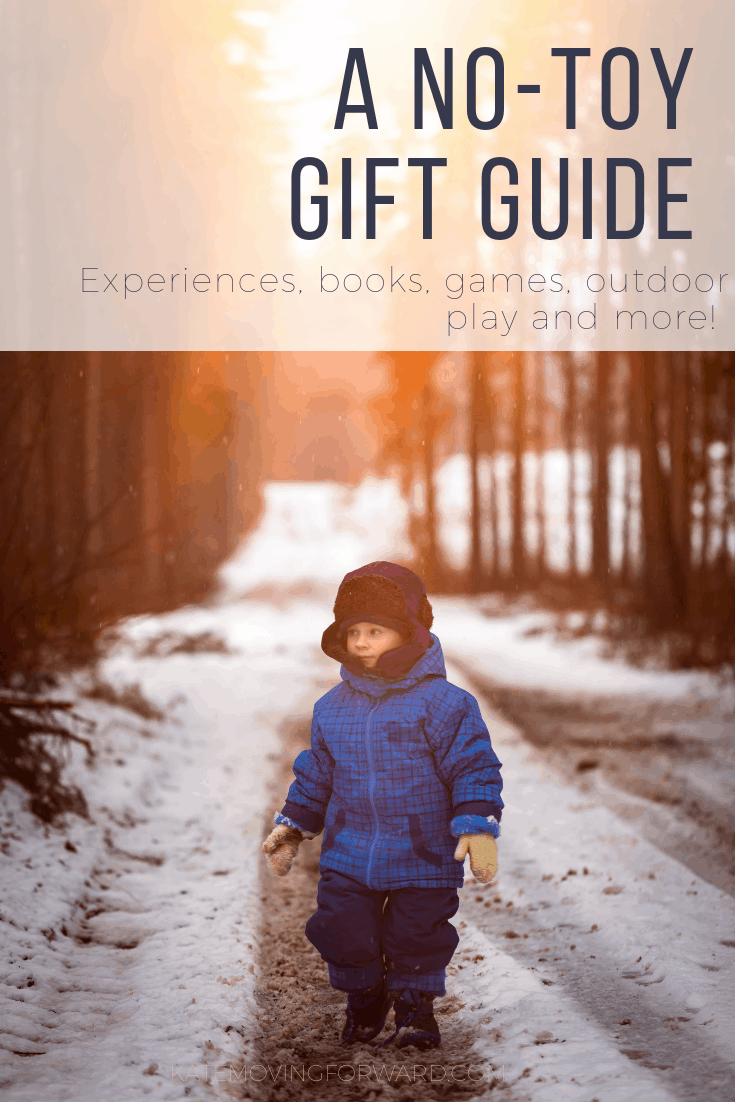 No-Toy Gift Guide -
