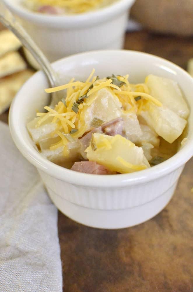 Potato Soup easy recipe