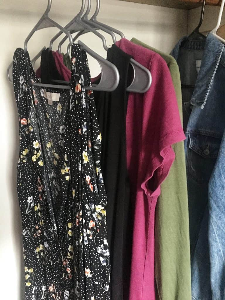 spring capsule dresses