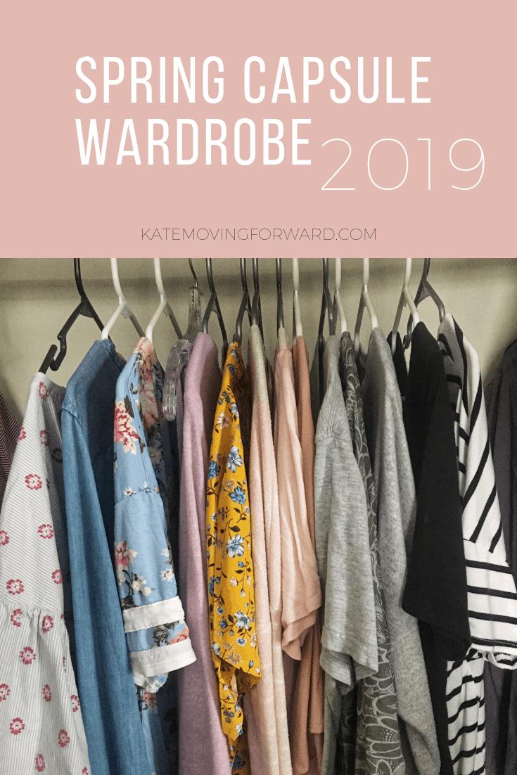 Spring Capsule Wardrobe 2019