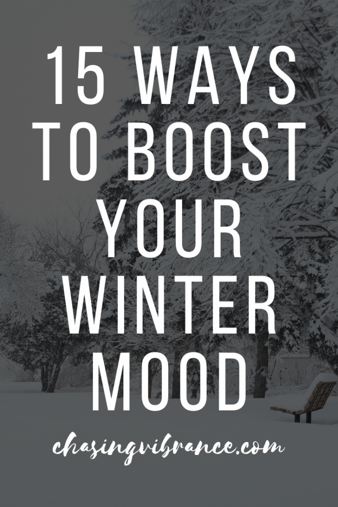 15 ways to boost your winter mood grapchic