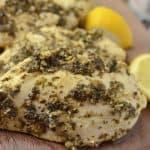 Lemon Pesto Chicken