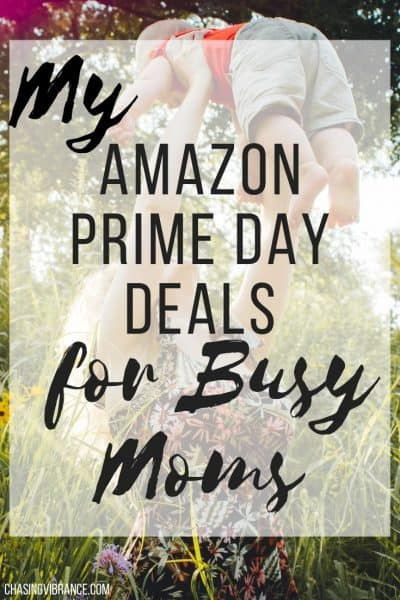 Amazon Prime Day Deals for busy moms!