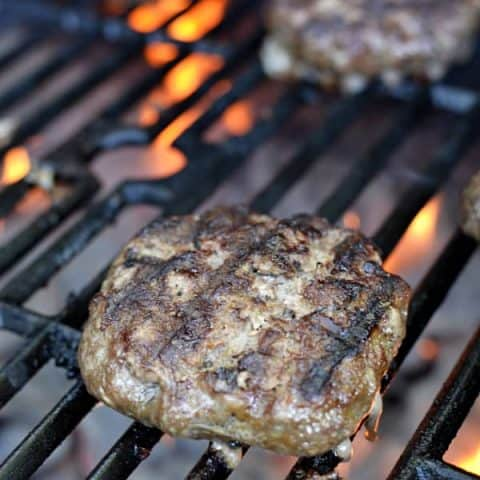 The Best Hamburger Patty Recipe
