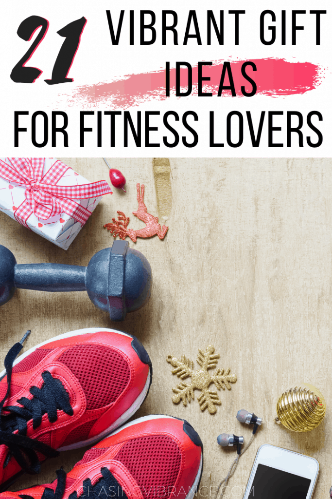 21 FITNESS GIFT IDEAS FOR WOMEN