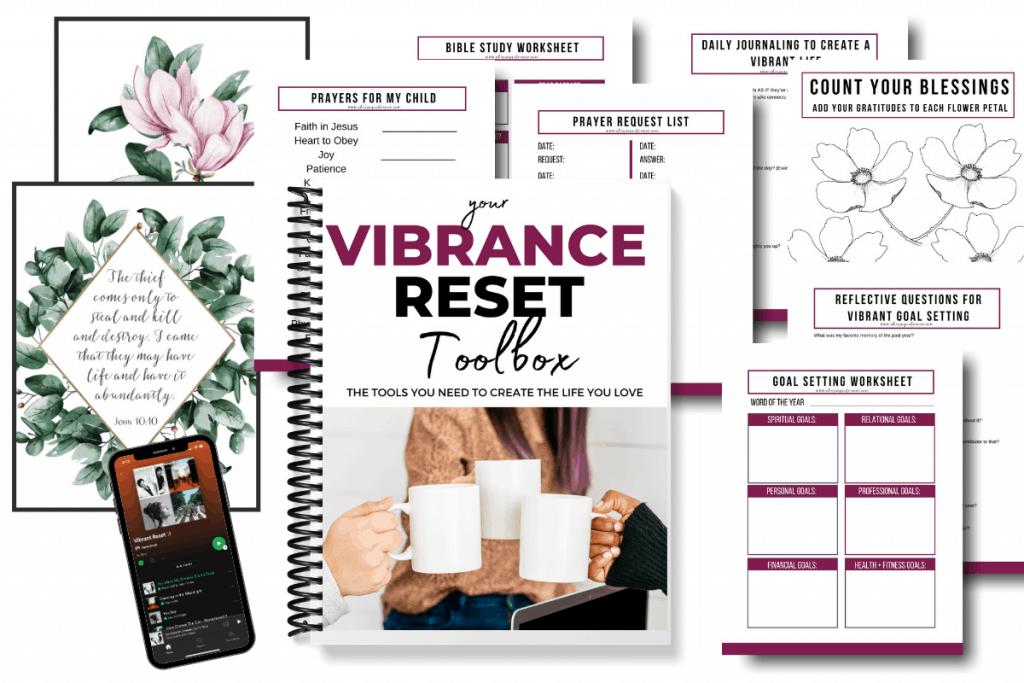 Mockup Vibrance Reset Toolbox